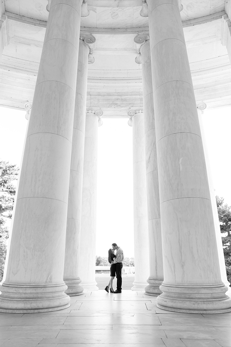 Washington DC and Georgetown Engagement Photos by St Louis Wedding Photographers and Videographers Oldani Photography 21.jpg