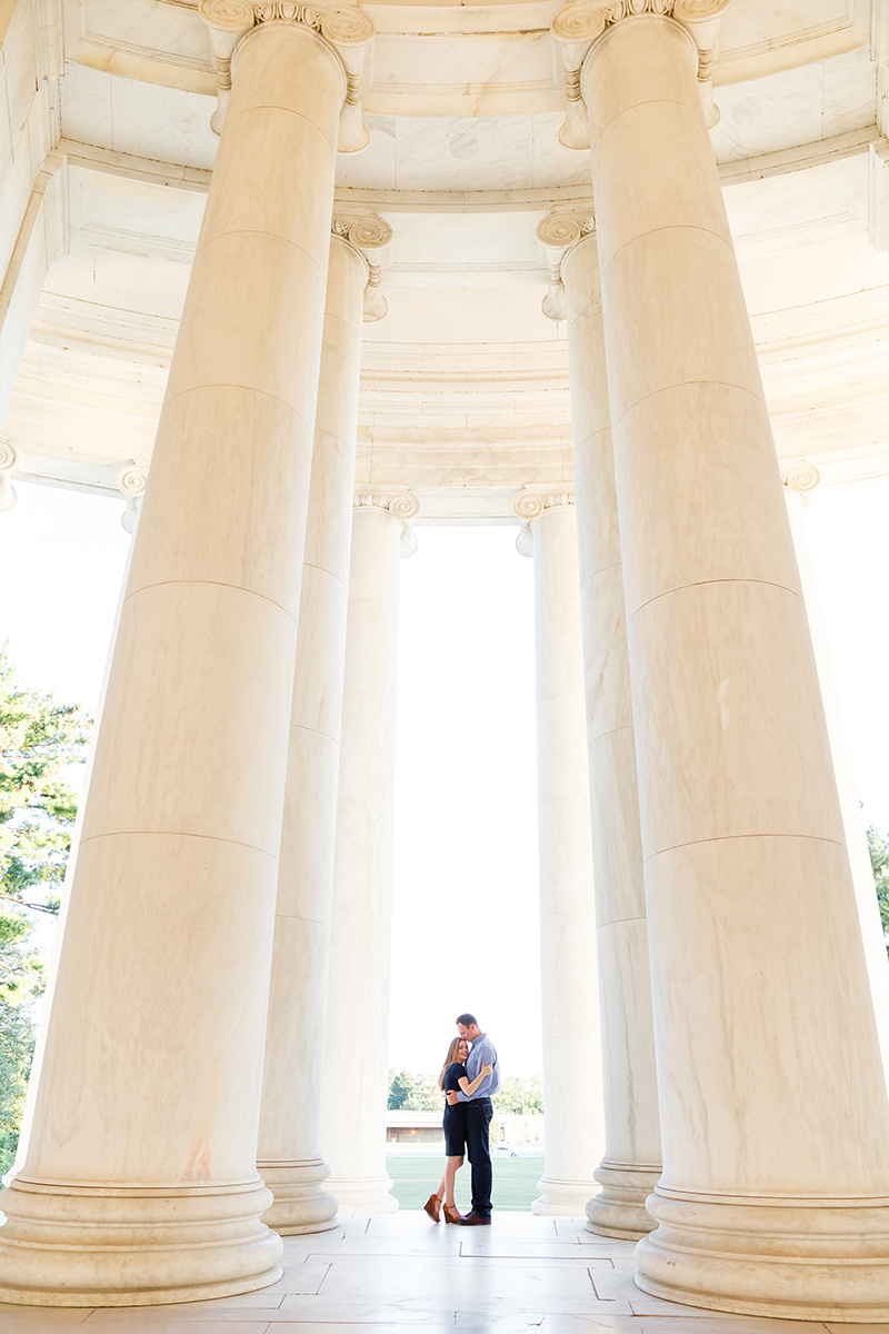 Washington DC and Georgetown Engagement Photos by St Louis Wedding Photographers and Videographers Oldani Photography 22.jpg