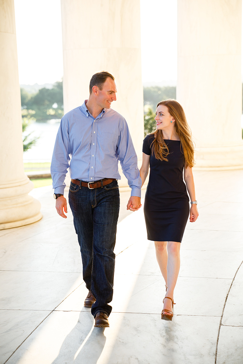 Washington DC and Georgetown Engagement Photos by St Louis Wedding Photographers and Videographers Oldani Photography 23.jpg