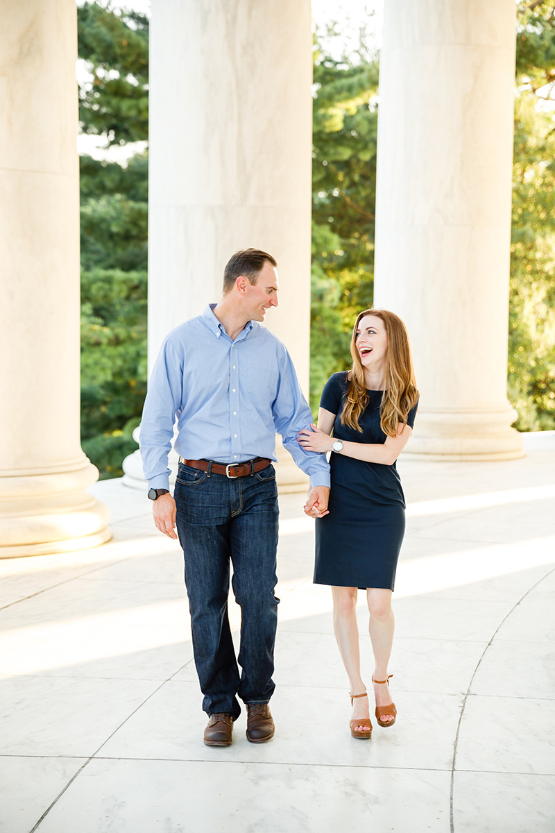 Washington DC and Georgetown Engagement Photos by St Louis Wedding Photographers and Videographers Oldani Photography 26.jpg