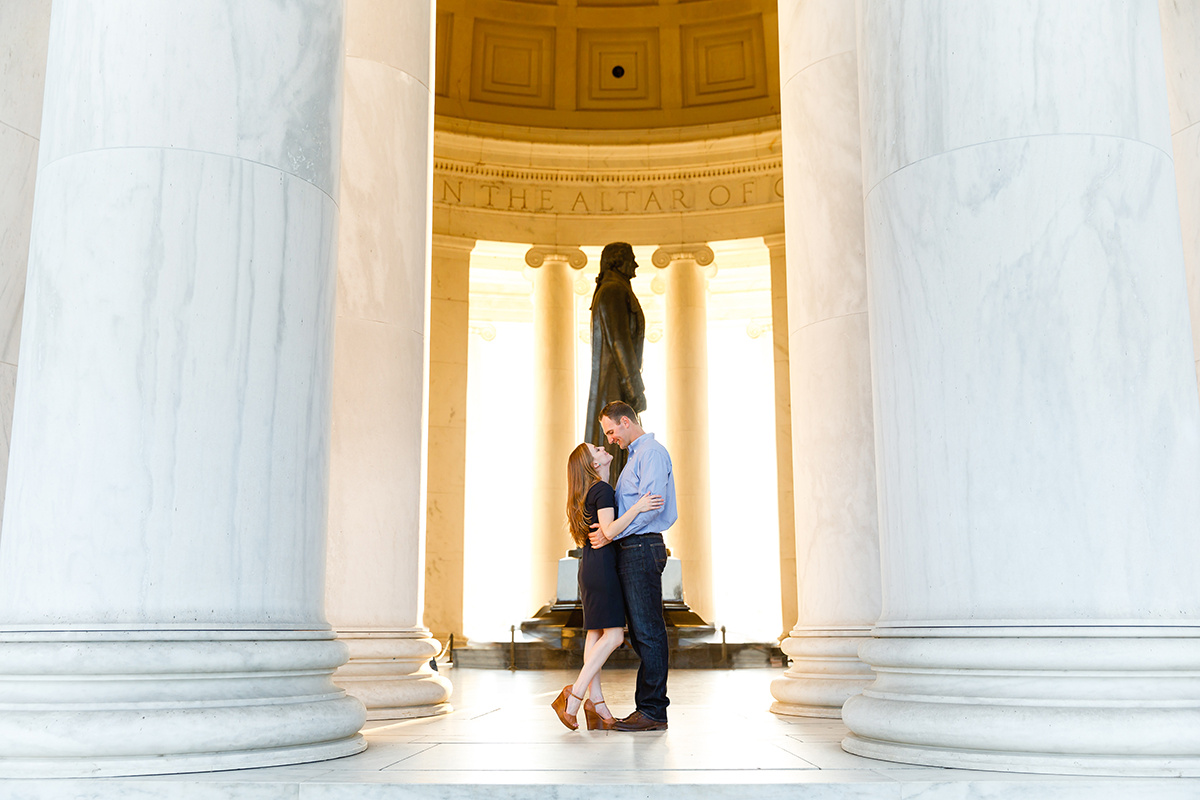 Washington DC and Georgetown Engagement Photos by St Louis Wedding Photographers and Videographers Oldani Photography 28.jpg