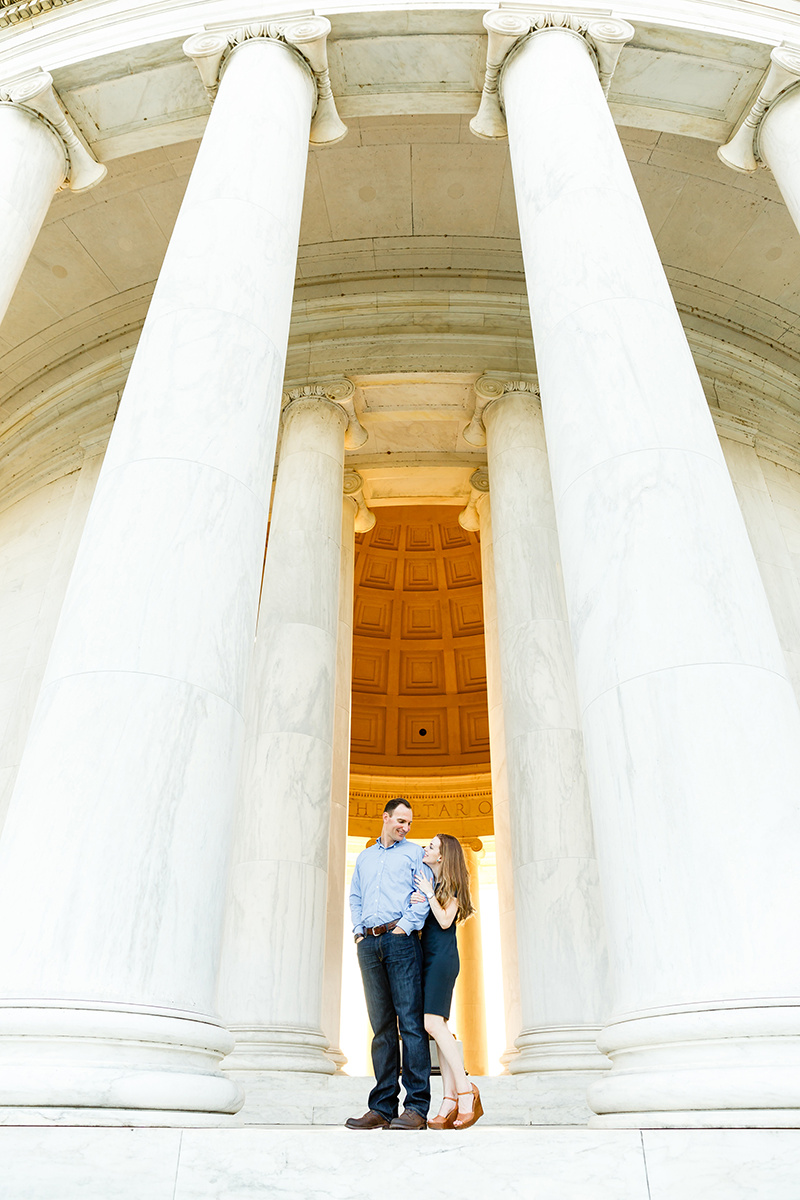 Washington DC and Georgetown Engagement Photos by St Louis Wedding Photographers and Videographers Oldani Photography 30.jpg