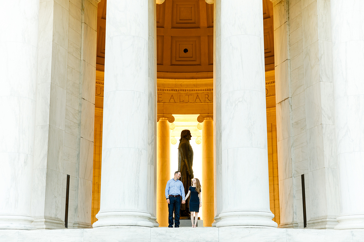 Washington DC and Georgetown Engagement Photos by St Louis Wedding Photographers and Videographers Oldani Photography 31.jpg