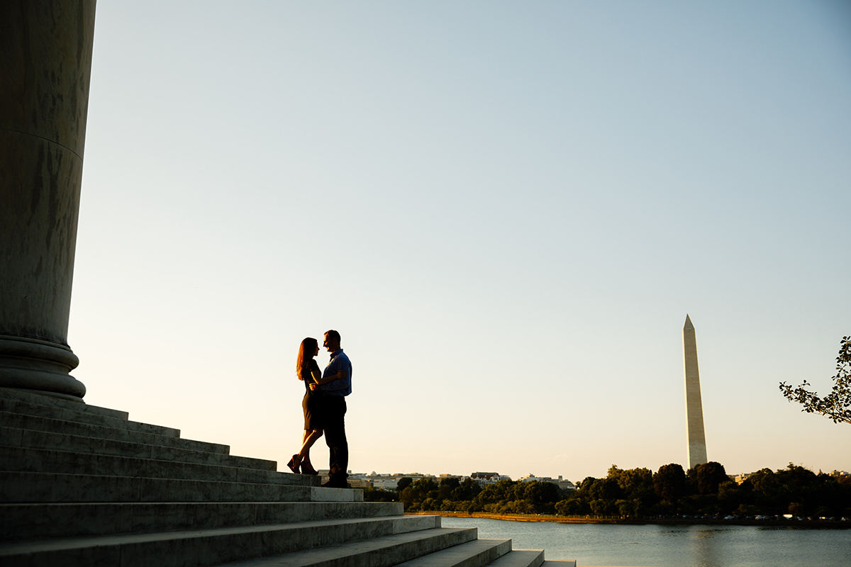 Washington DC and Georgetown Engagement Photos by St Louis Wedding Photographers and Videographers Oldani Photography 33.jpg