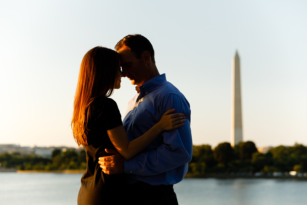 Washington DC and Georgetown Engagement Photos by St Louis Wedding Photographers and Videographers Oldani Photography 35.jpg
