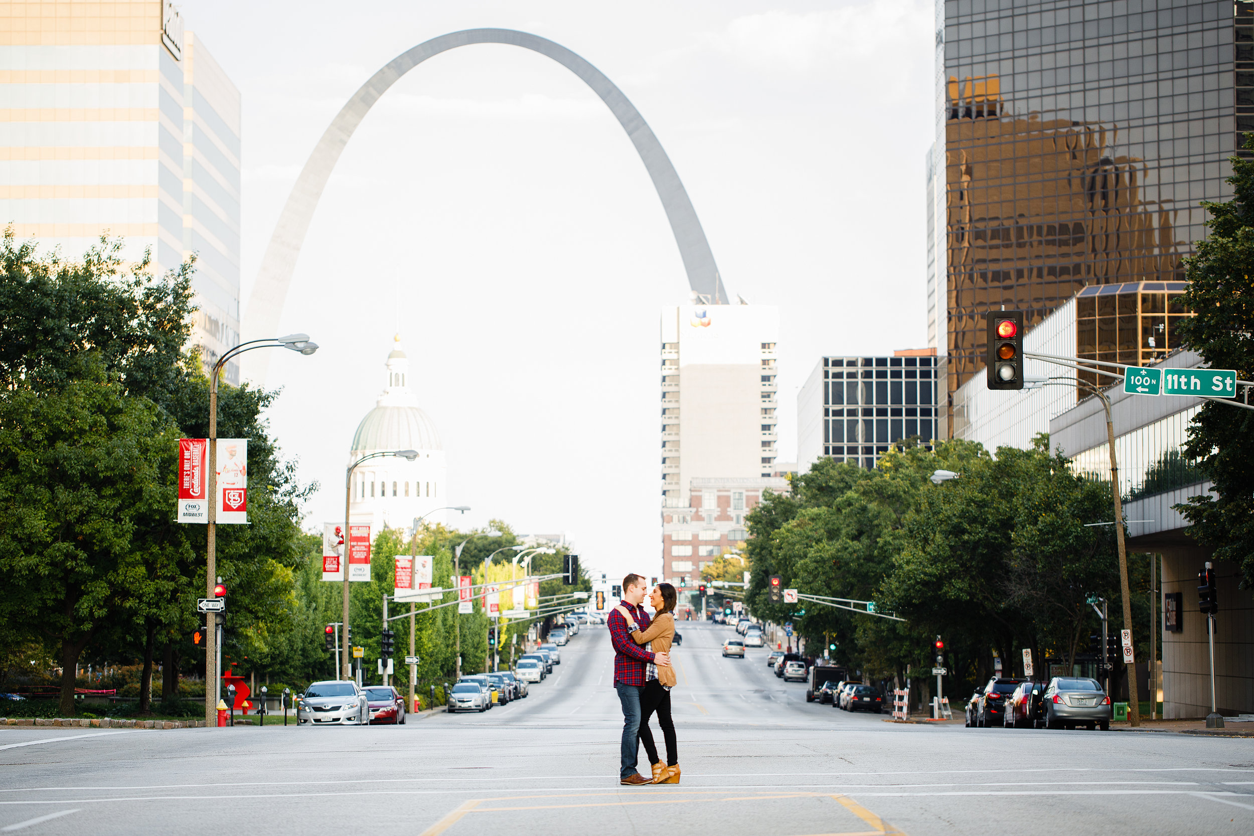 Forest Park Engagement Photos by St Louis Wedding Photographers and Videographers Oldani Photography 0.jpg