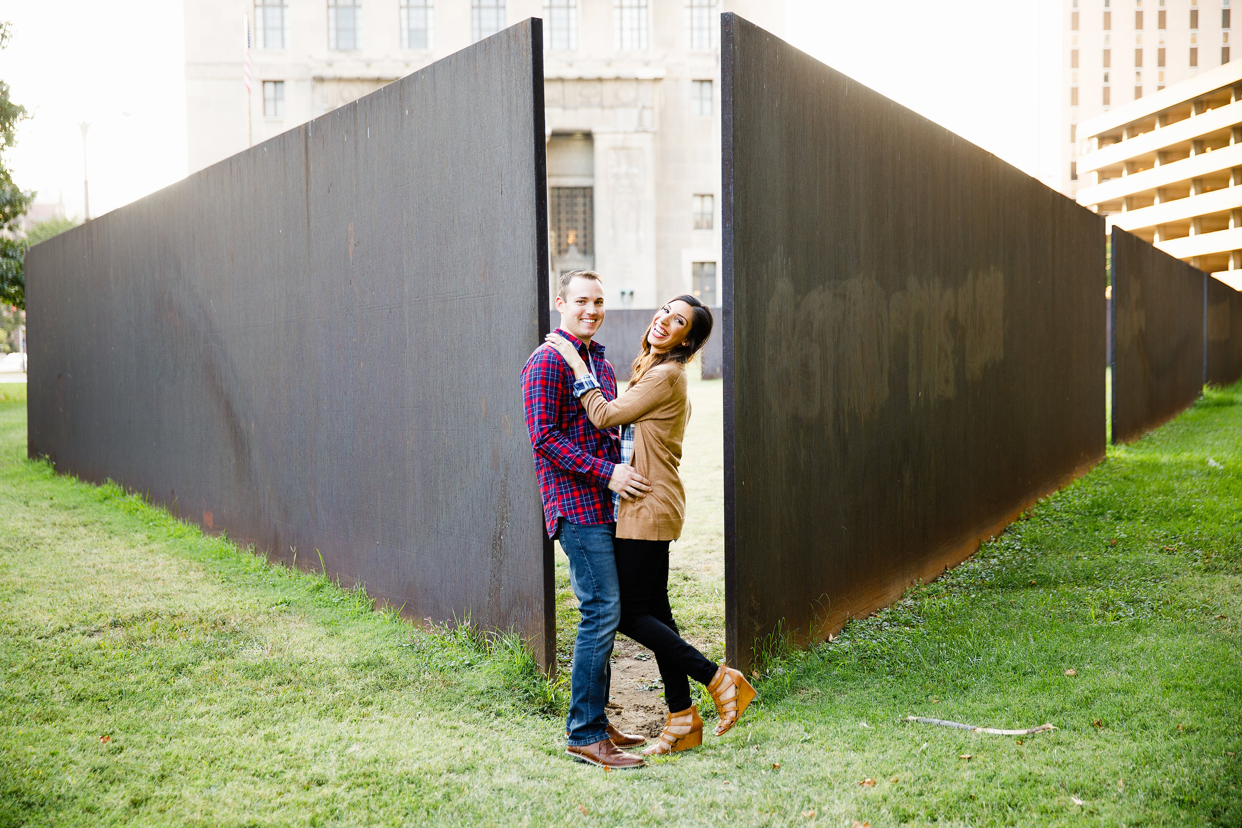 Forest Park Engagement Photos by St Louis Wedding Photographers and Videographers Oldani Photography 1.jpg