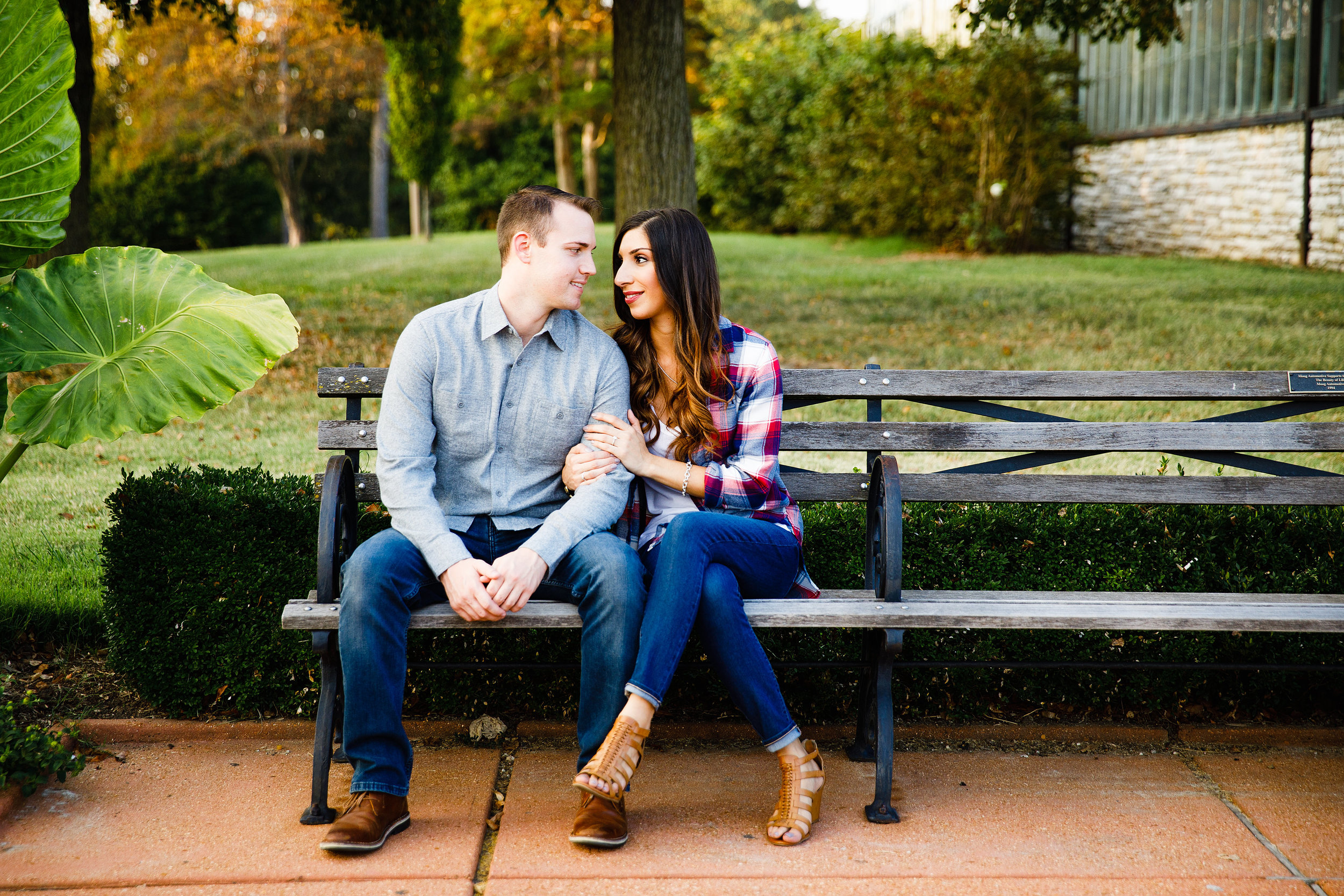 Forest Park Engagement Photos by St Louis Wedding Photographers and Videographers Oldani Photography 7.jpg