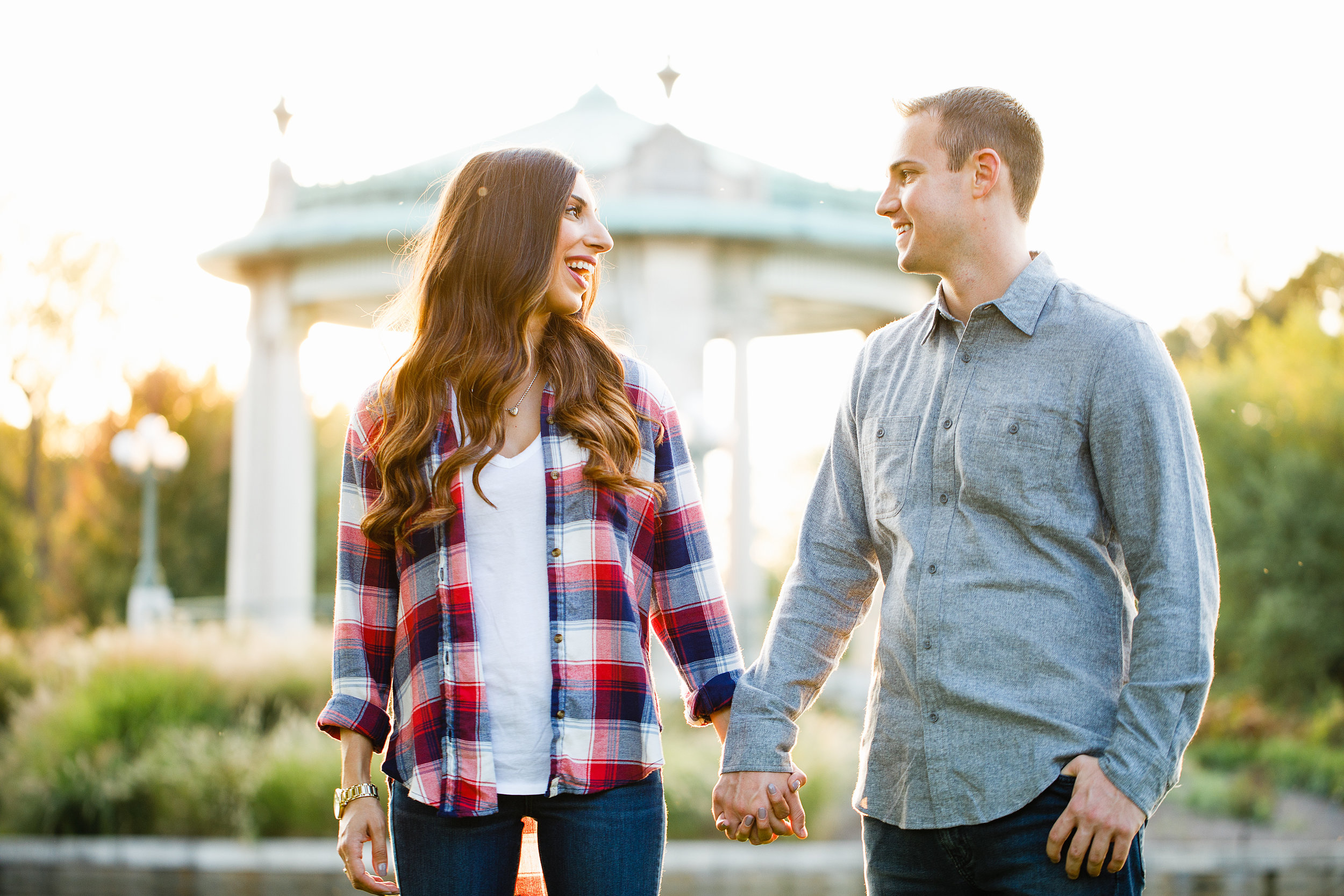 Forest Park Engagement Photos by St Louis Wedding Photographers and Videographers Oldani Photography 20.jpg