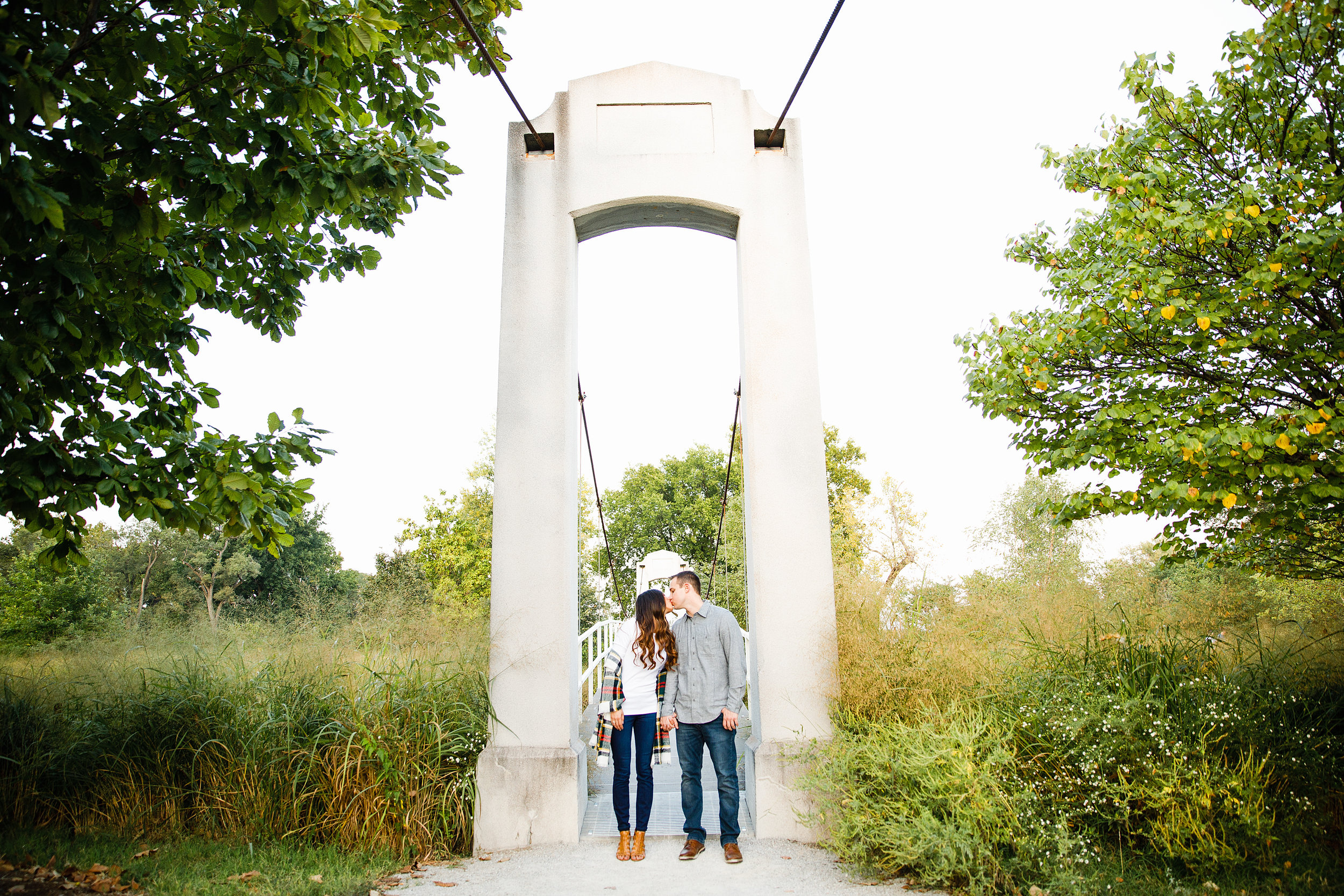 Forest Park Engagement Photos by St Louis Wedding Photographers and Videographers Oldani Photography 40.jpg