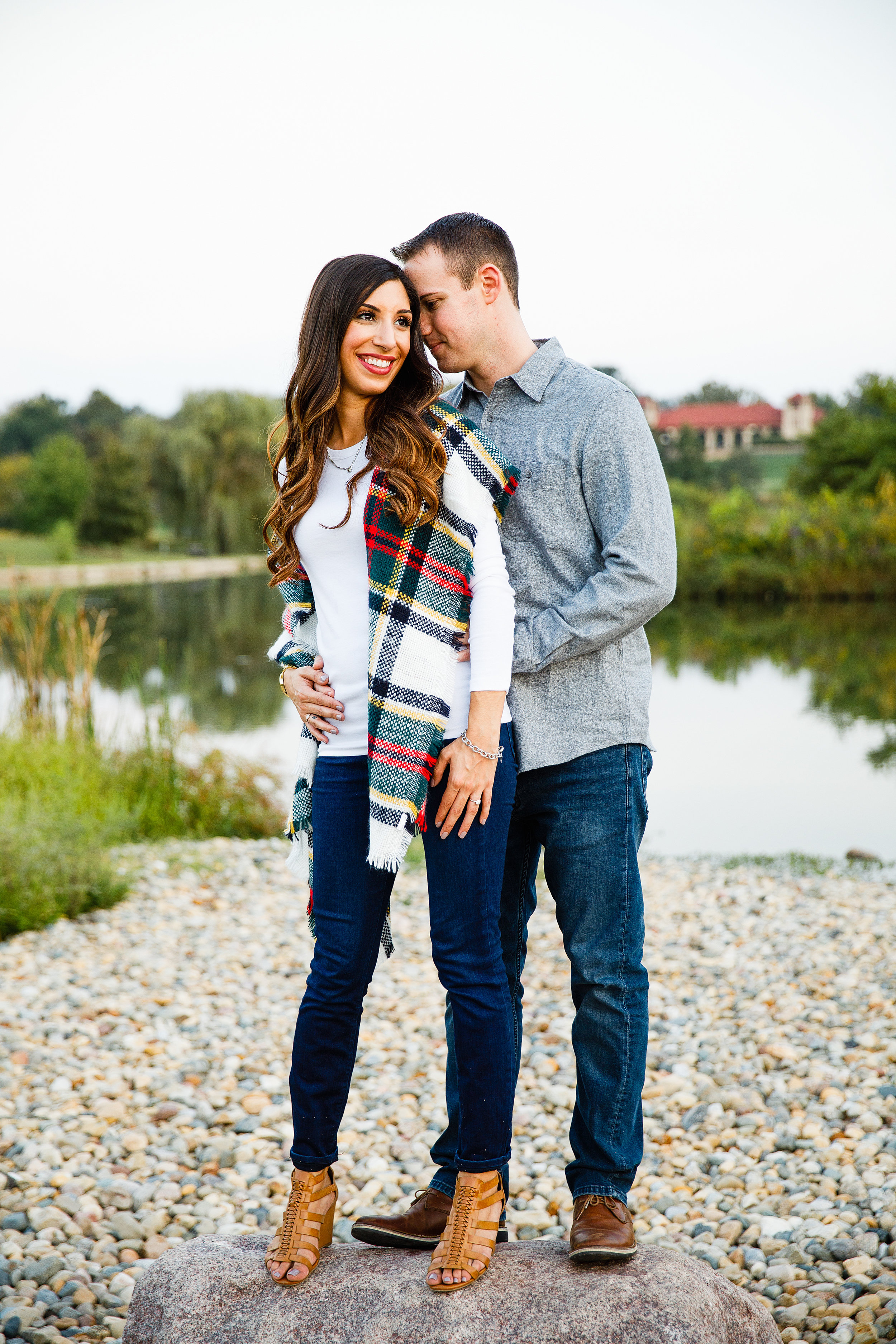 Forest Park Engagement Photos by St Louis Wedding Photographers and Videographers Oldani Photography 49.jpg