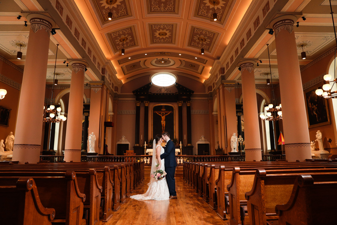 Old Cathedral Wedding and Lumen Private Event Space Reception Photos by St Louis Wedding Photographers and Videographers Oldani Photography 36.jpg