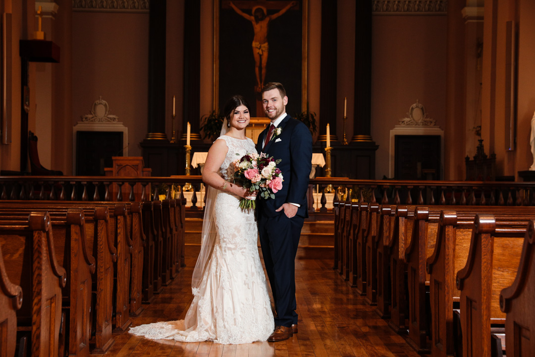 Old Cathedral Wedding and Lumen Private Event Space Reception Photos by St Louis Wedding Photographers and Videographers Oldani Photography 37.jpg