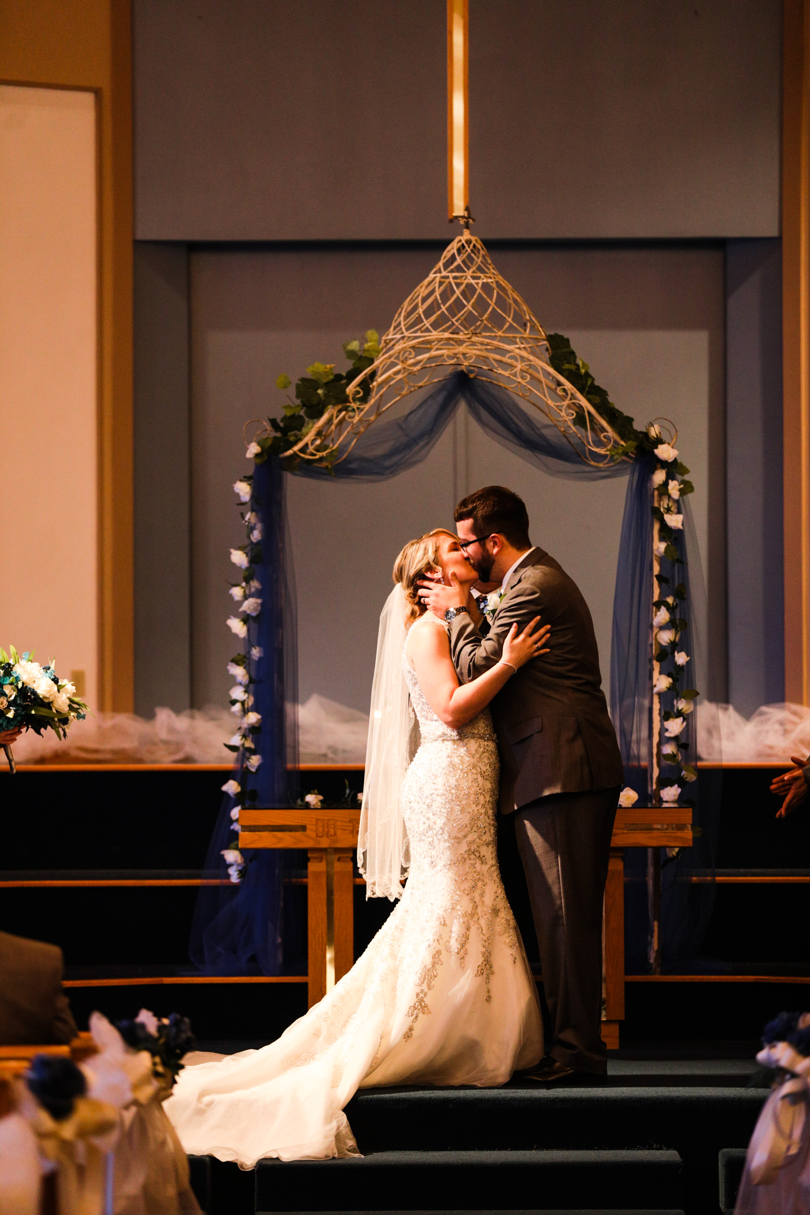 Winstanley Baptist Church Wedding and Four Points by Sheraton Reception Photos by St Louis Wedding Photographers and Videographers Oldani Photography 128.jpg
