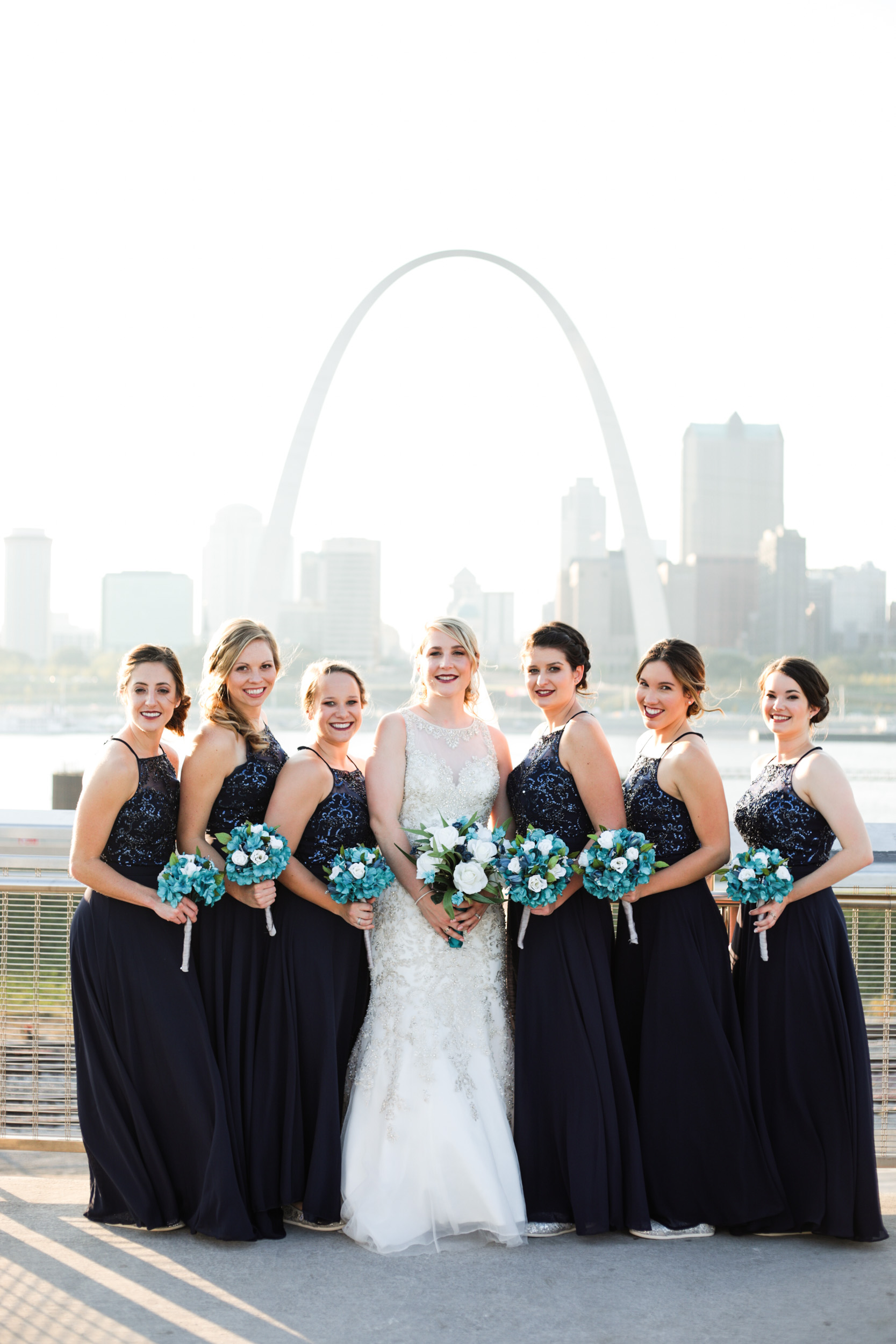 Winstanley Baptist Church Wedding and Four Points by Sheraton Reception Photos by St Louis Wedding Photographers and Videographers Oldani Photography 132.jpg