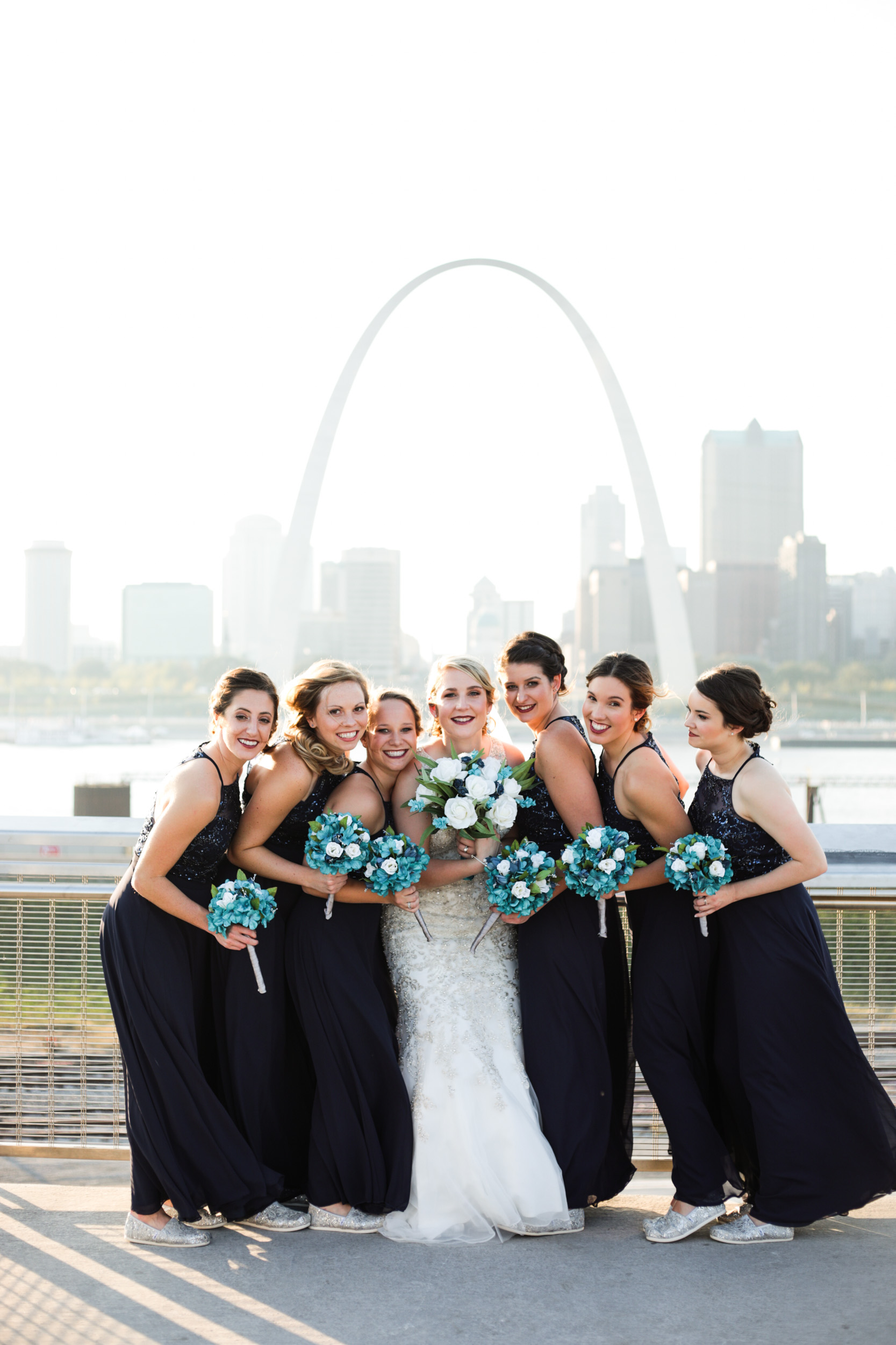 Winstanley Baptist Church Wedding and Four Points by Sheraton Reception Photos by St Louis Wedding Photographers and Videographers Oldani Photography 133.jpg