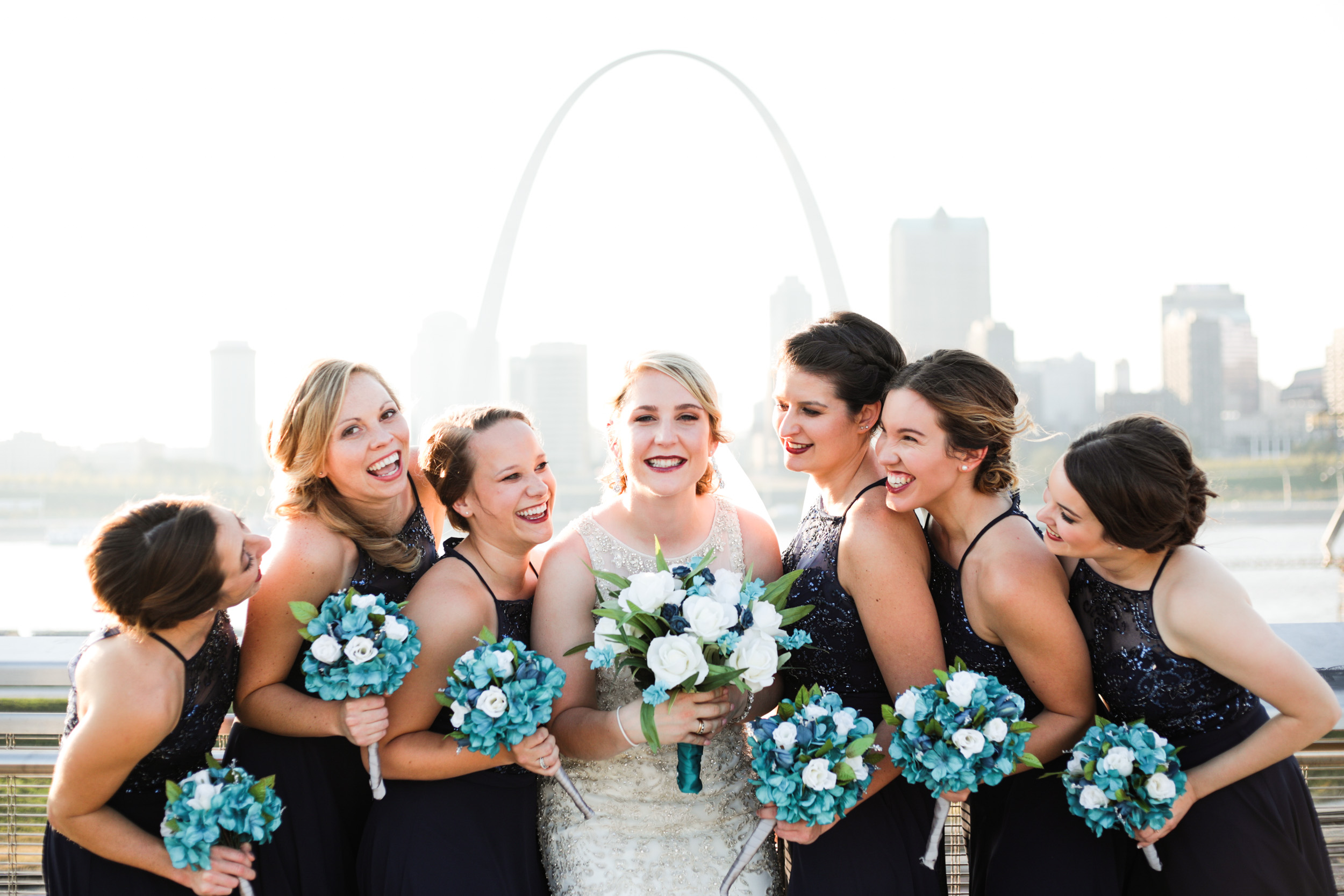 Winstanley Baptist Church Wedding and Four Points by Sheraton Reception Photos by St Louis Wedding Photographers and Videographers Oldani Photography 134.jpg