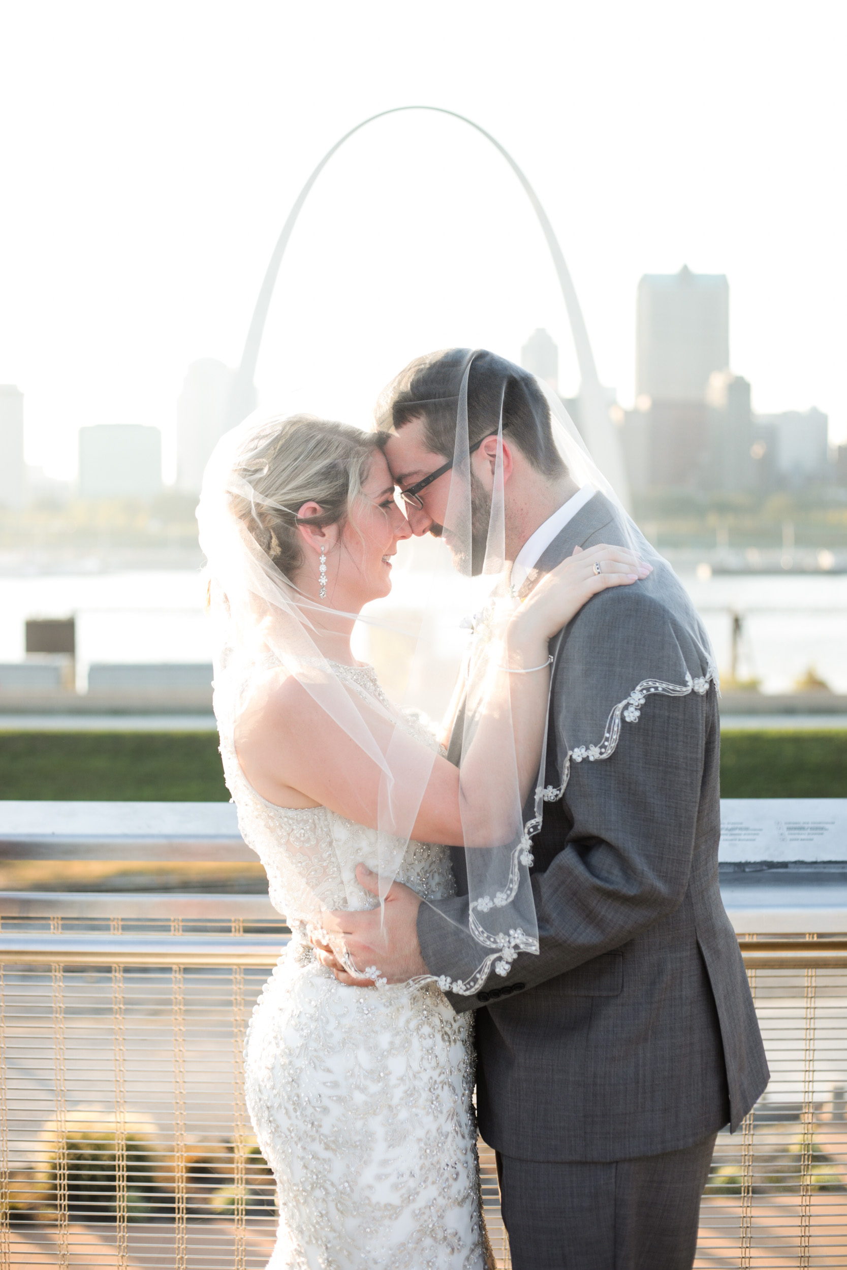 Winstanley Baptist Church Wedding and Four Points by Sheraton Reception Photos by St Louis Wedding Photographers and Videographers Oldani Photography 142.jpg