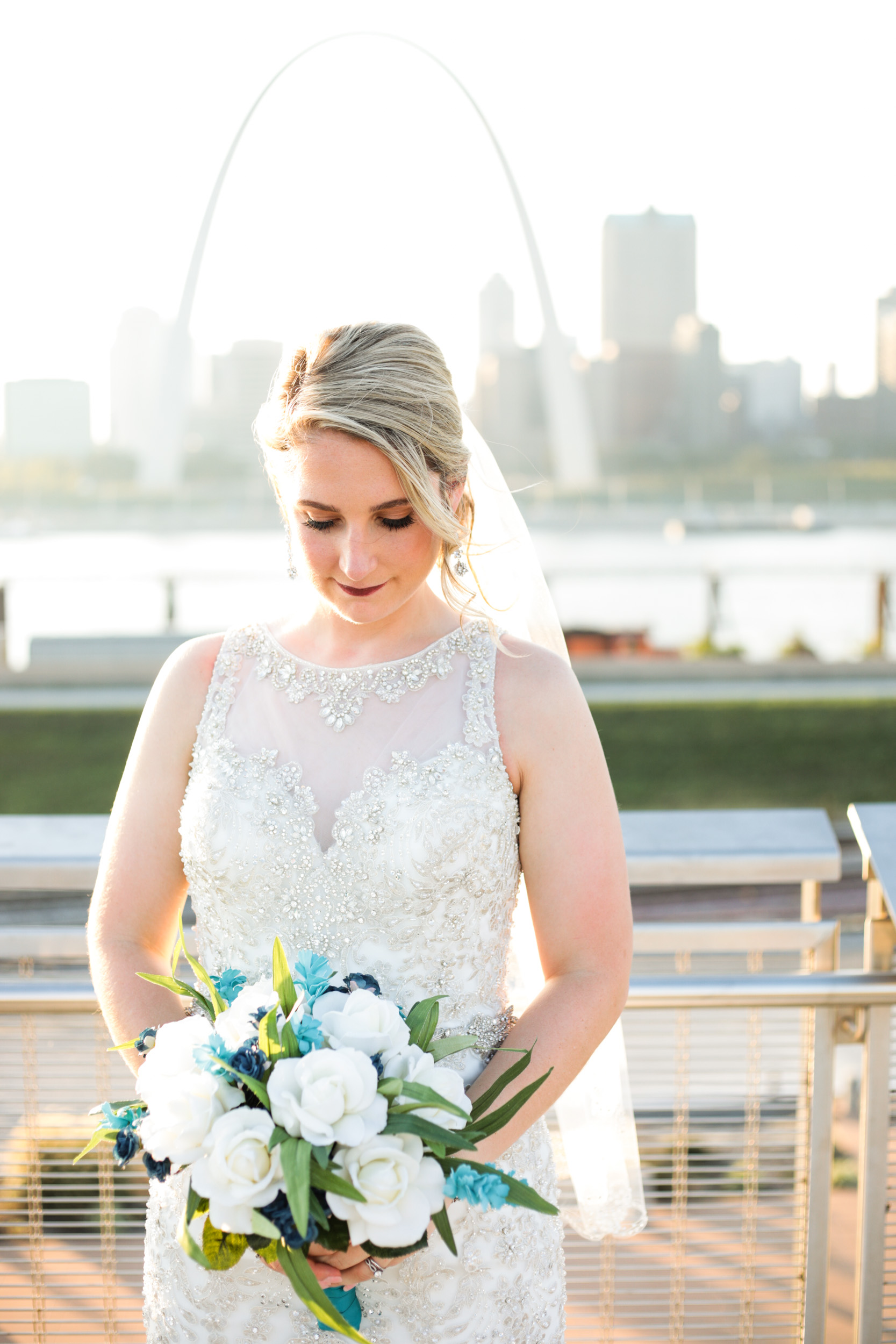Winstanley Baptist Church Wedding and Four Points by Sheraton Reception Photos by St Louis Wedding Photographers and Videographers Oldani Photography 163.jpg