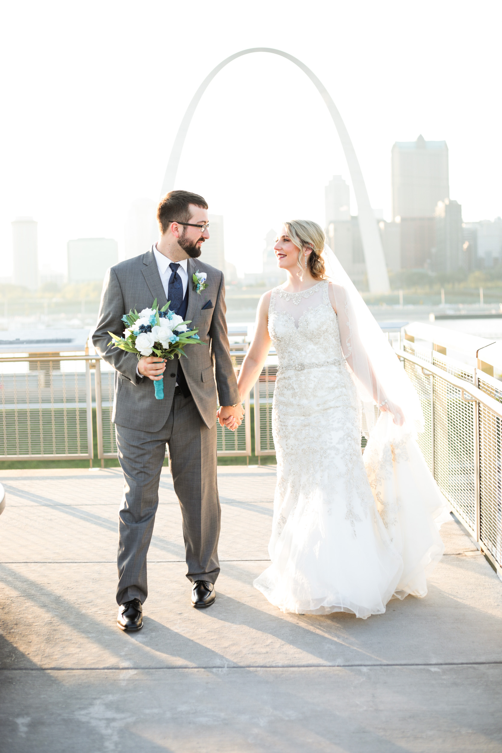 Winstanley Baptist Church Wedding and Four Points by Sheraton Reception Photos by St Louis Wedding Photographers and Videographers Oldani Photography 171.jpg