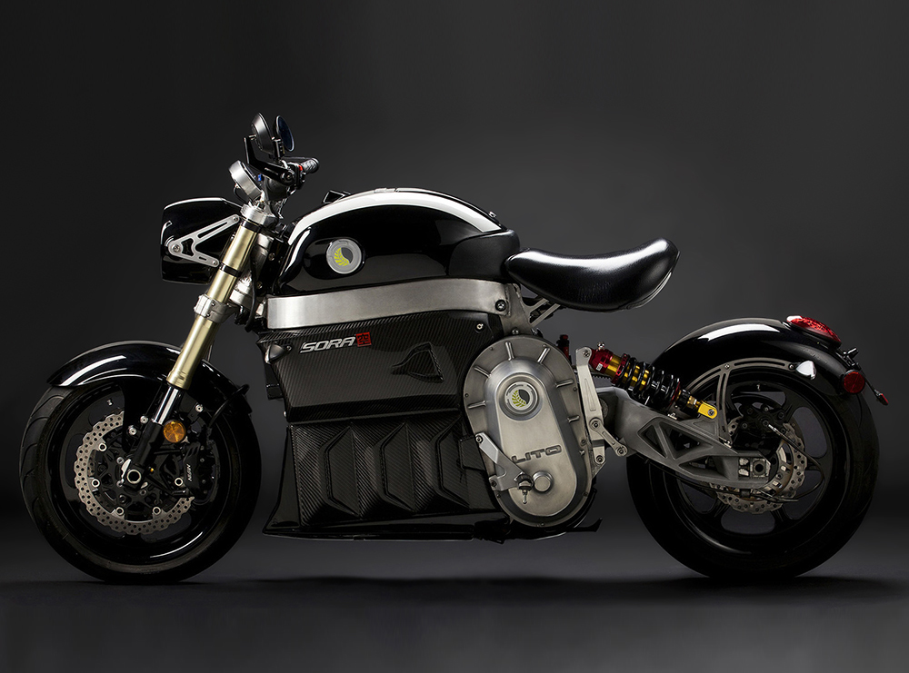SORA by LITO MOTORCYCLES