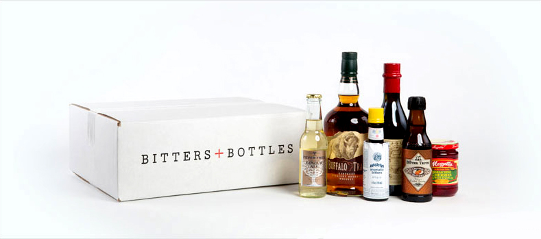 Subscription Cocktail Packaging and the First Month's Provisions