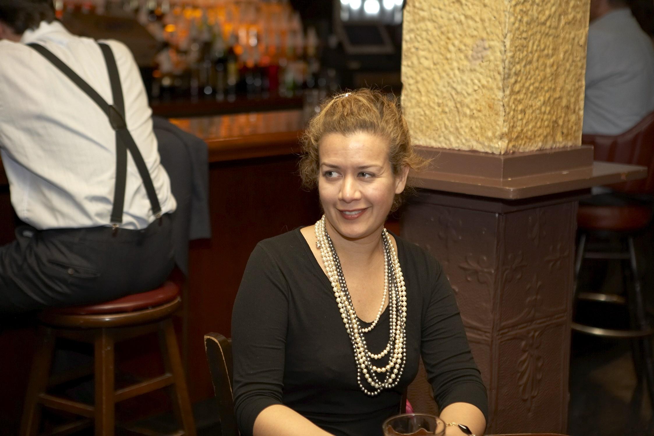 Sylvie Agudelo (Mary L.)