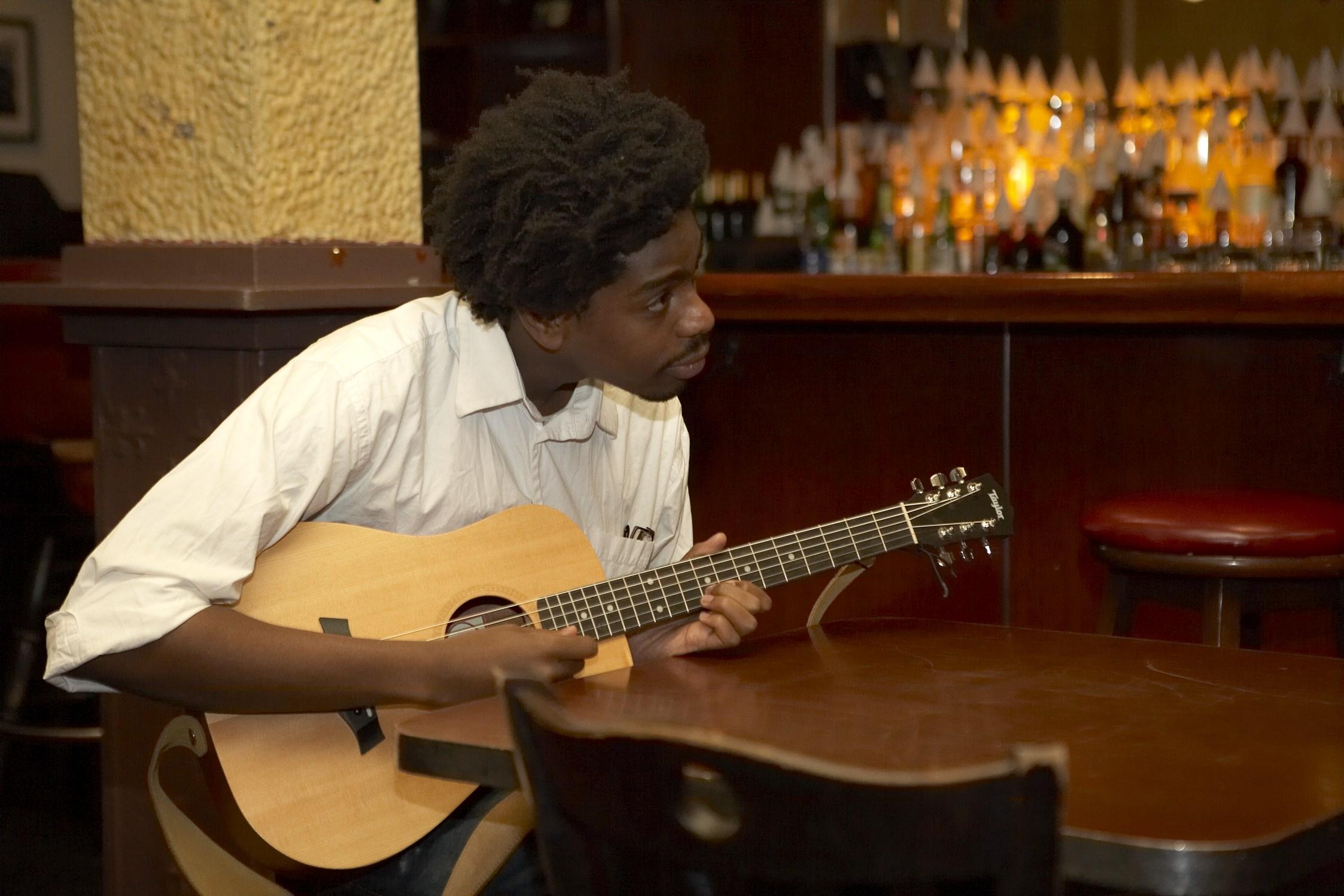 Zash Chinhara (Wesley)