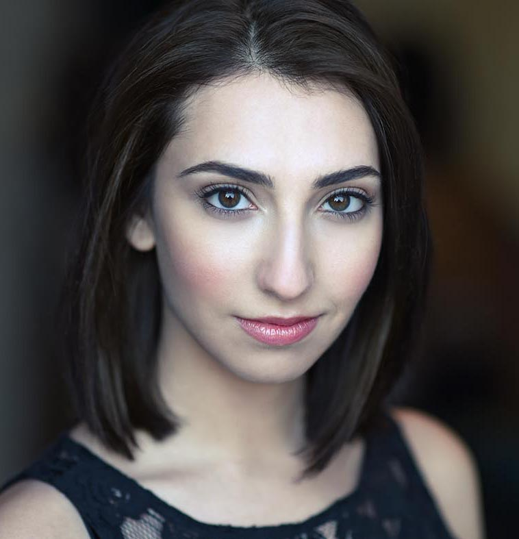 Shanie Schwartzman plays the mayor and is a member of the ensemble