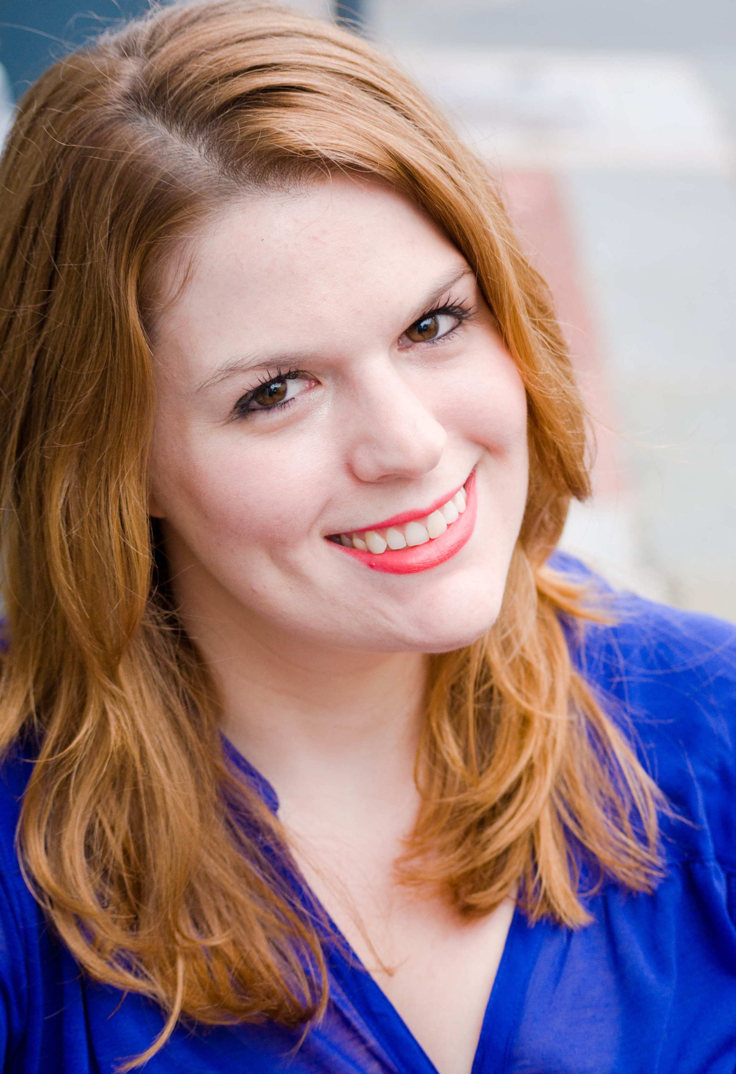 Alexandra Smith plays William walker and is a member of the ensemble.