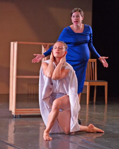 Danielle Davidson & Anna Ward