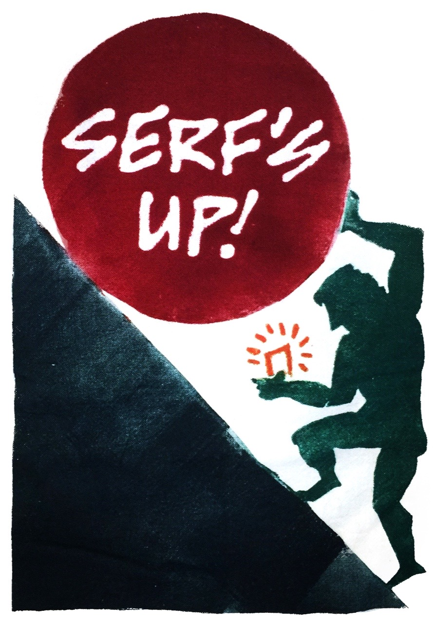 SERF'S UP - Thursday, July 25th, 5pmWaterfront Square, Atlantic Wharf290 Congress Street, BostonFREE!