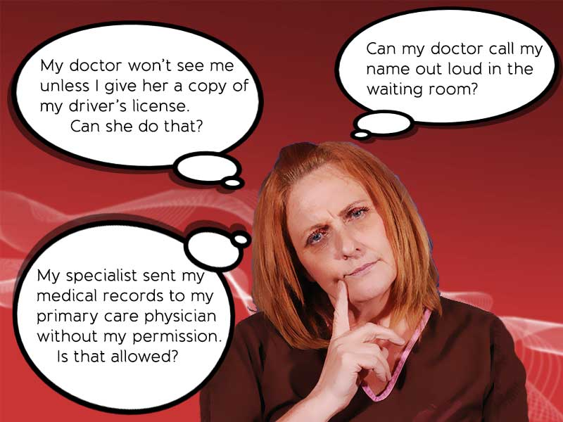 Common Medical Privacy Questions