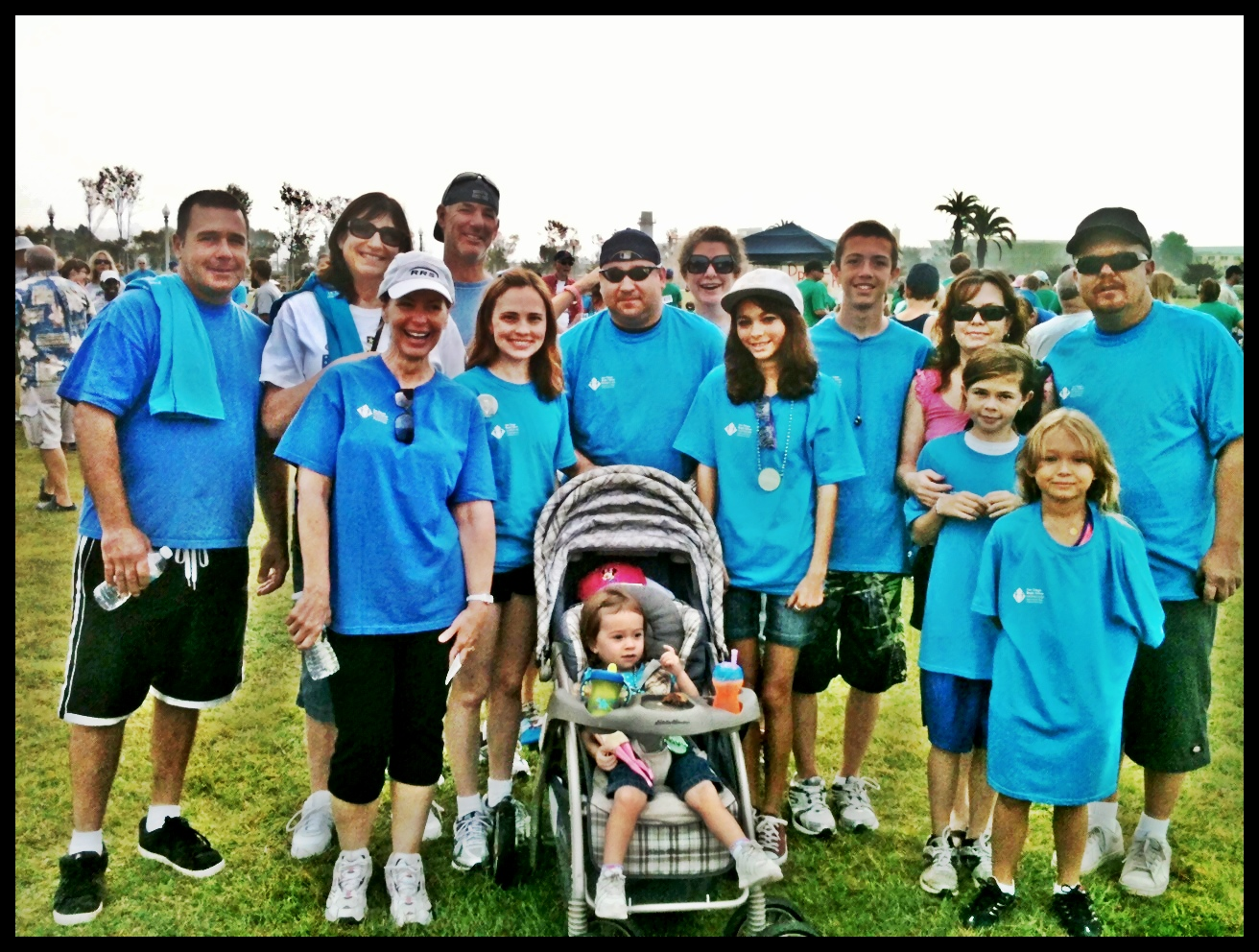 """The Senta Clinic at SDBTF's 2nd annual """"Step and Support"""" 5K Walk/Run"""