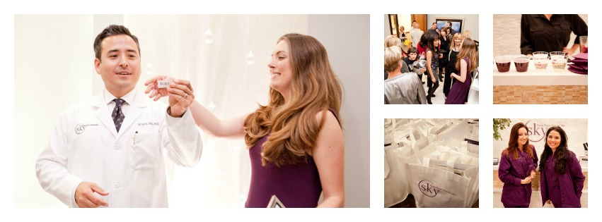 PHOTO: Collage of photos from last year's Grand Opening celebration