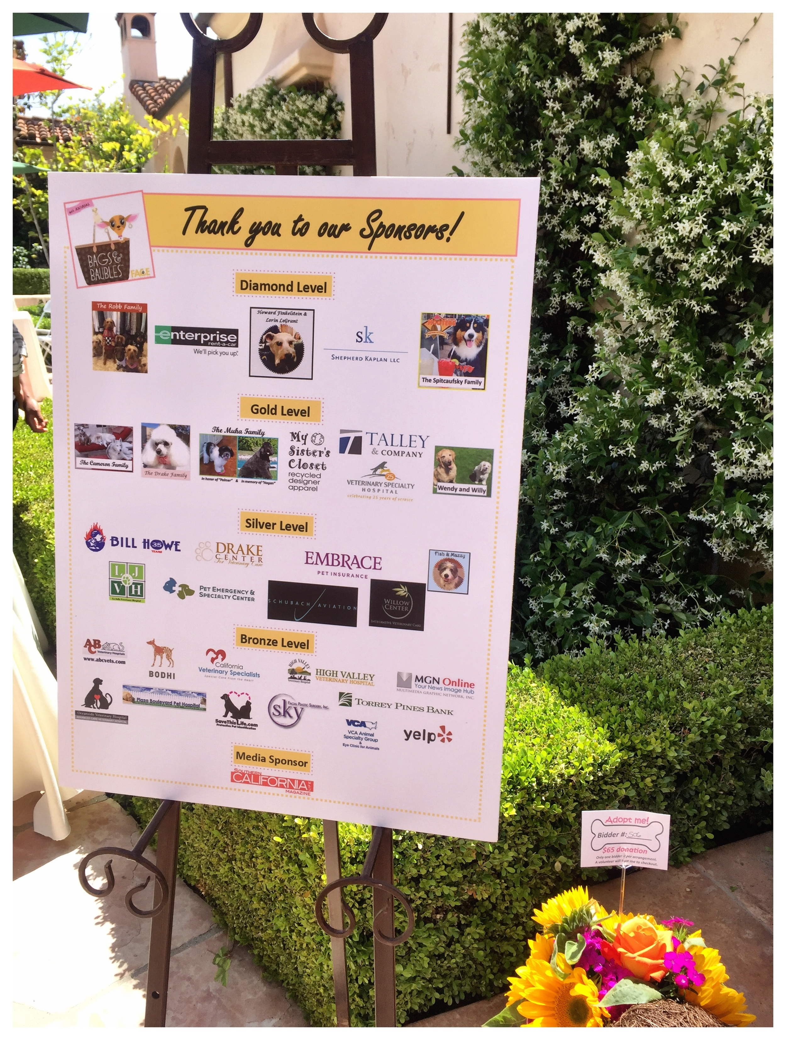 SKY Facial Plastic Surgery is proud to be a sponsor for the FACE Foundation!