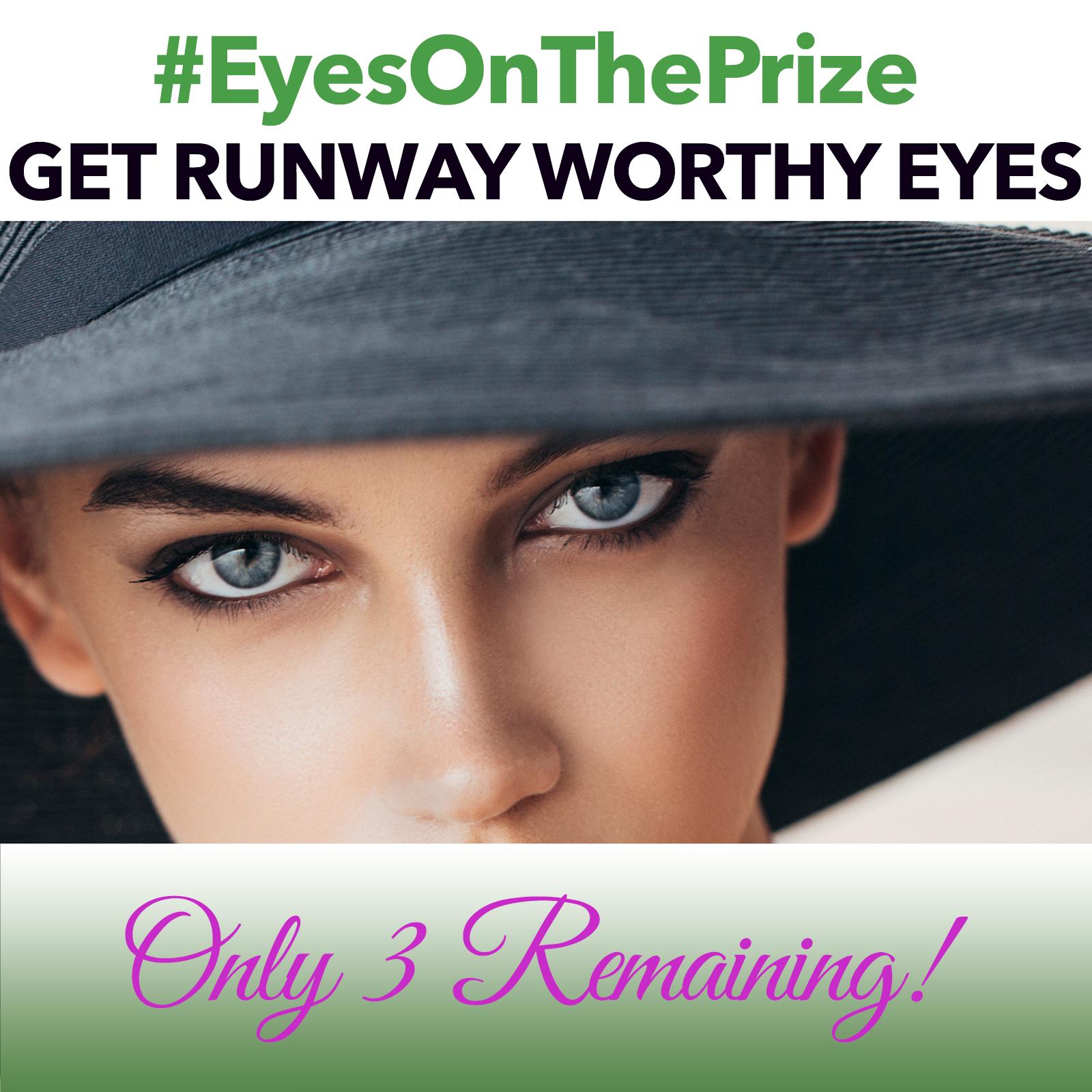PHOTO: SKY's #EyesonthePrize Instagram Challenge in honor of Del Mar Derby Day to benefit Nine Months Matter.
