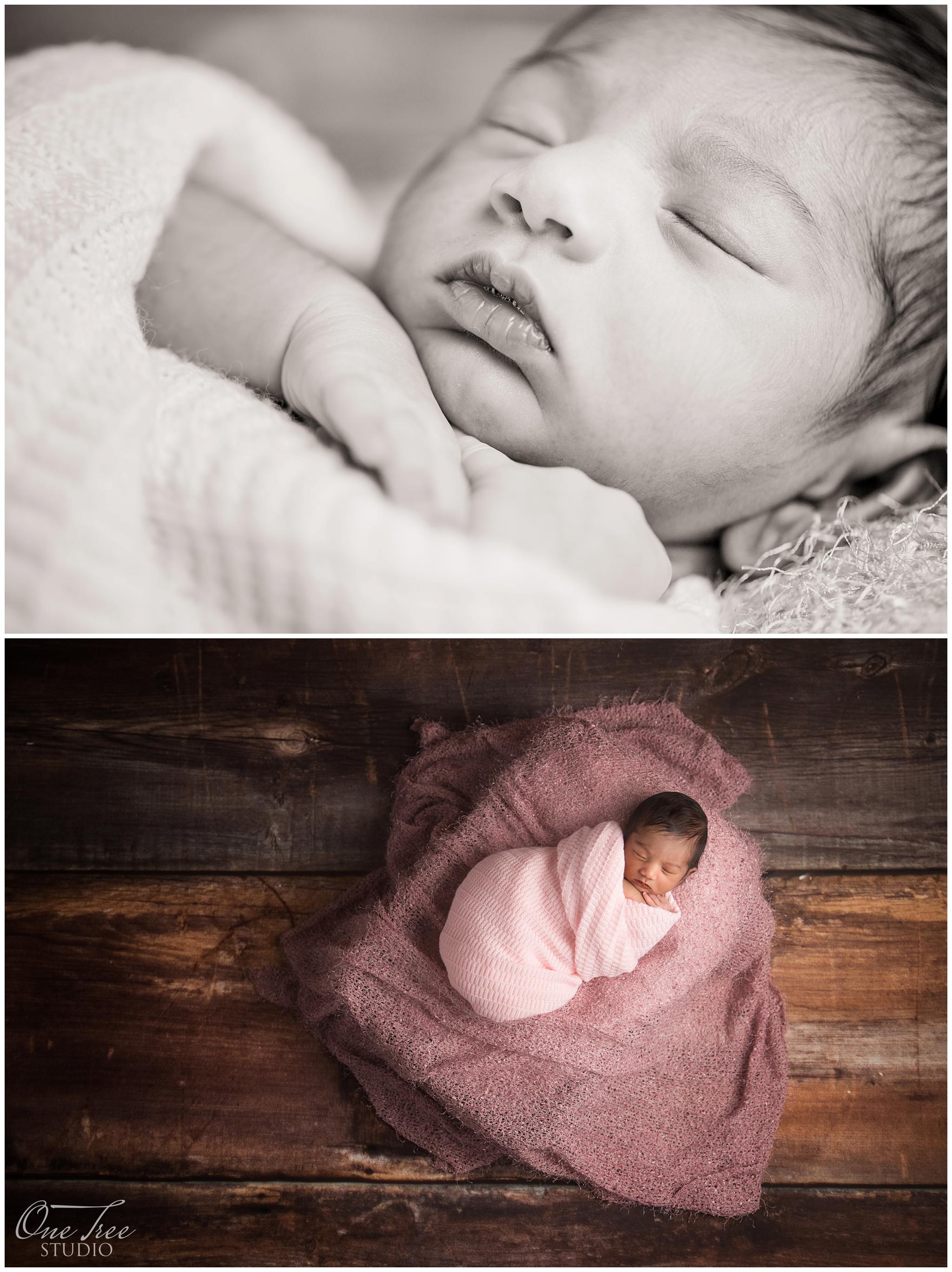 © One Tree Studio Inc. | Newborn Photography | Markham