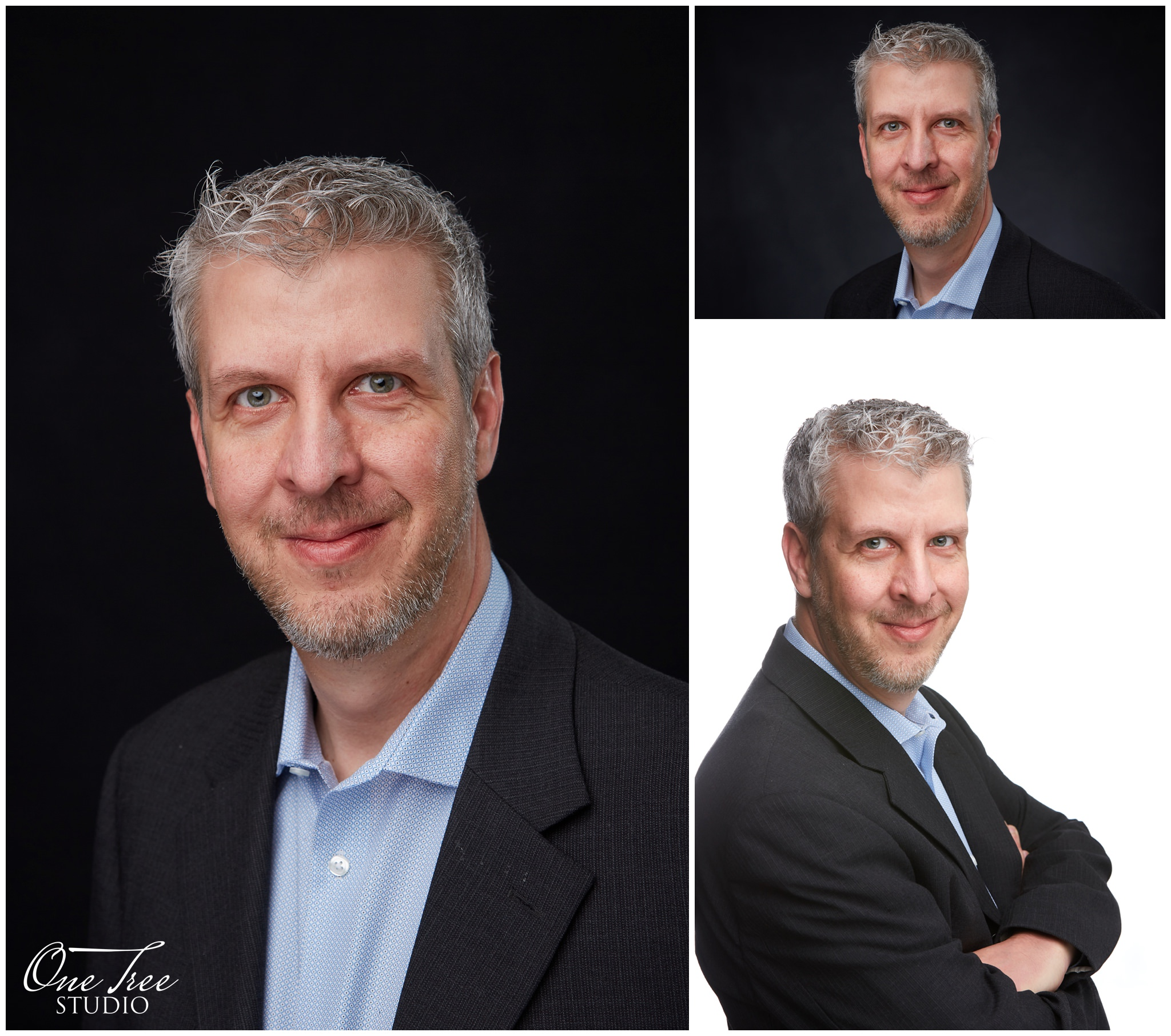 High Volume Executive Headshots | Rogers Communications | One Tree Studio Inc. | Metro Toronto Convention Centre