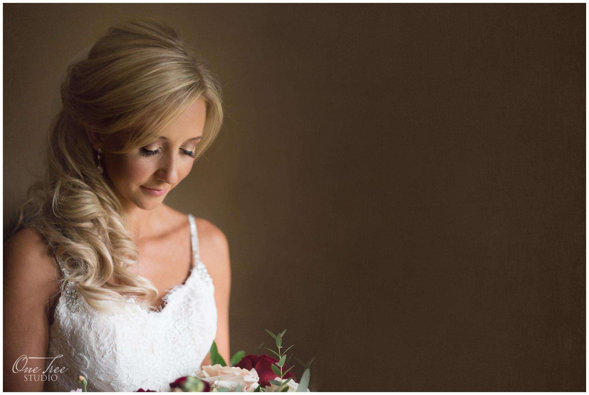 Bridal portrait   Markham Wedding Photographer   One Tree Studio Inc.