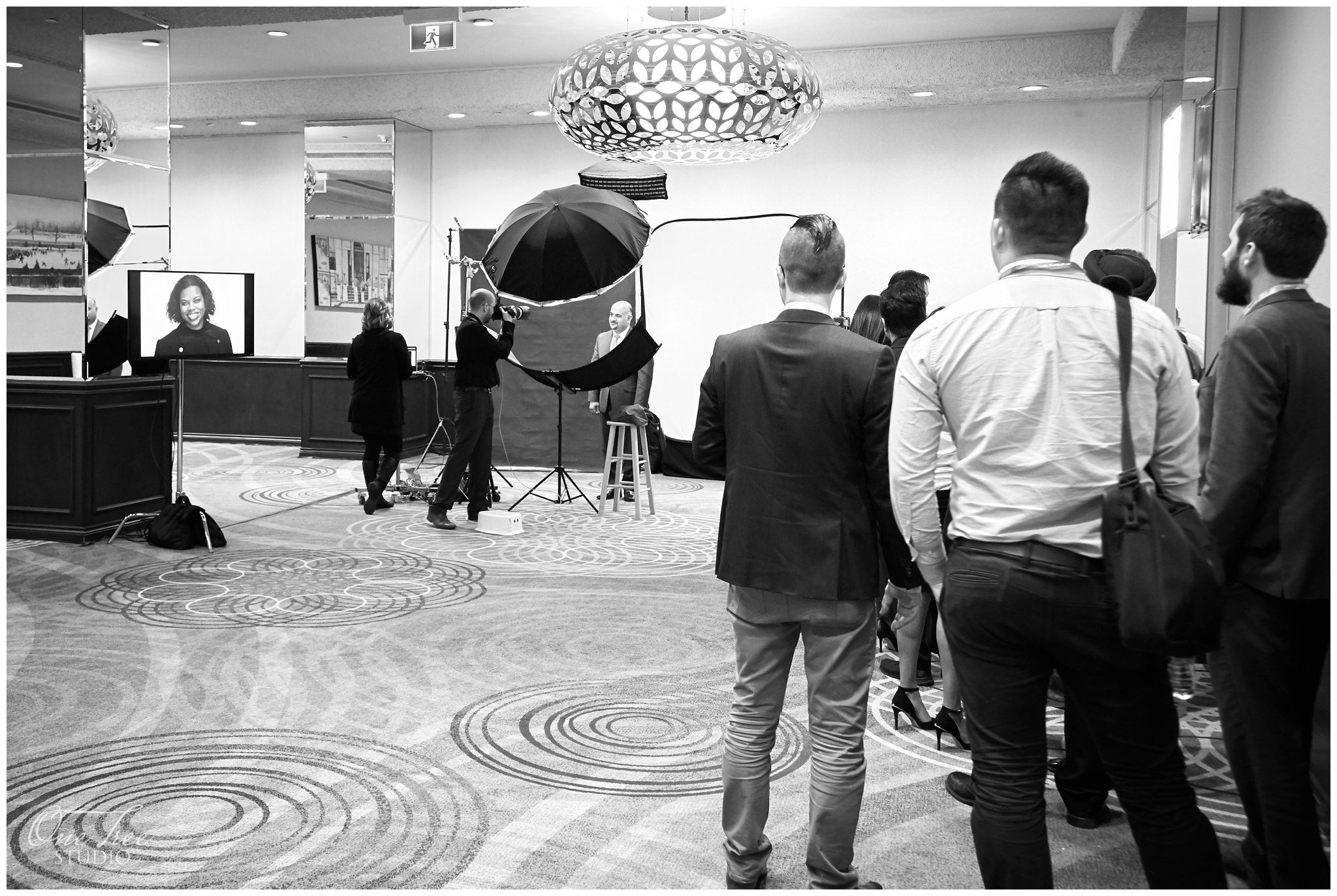 Toronto Conference Headshots - One Tree Studio Inc.