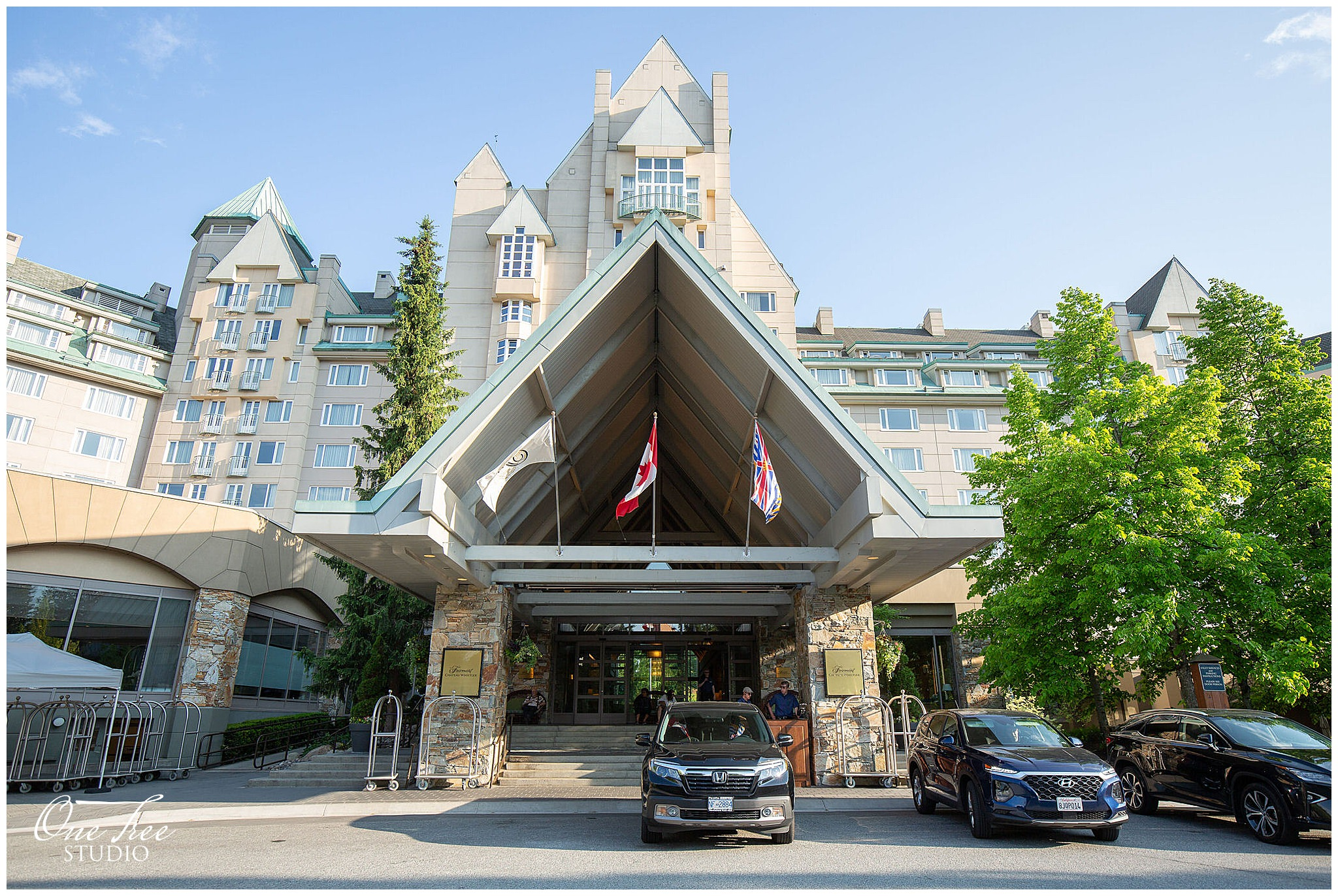 Fairmont Chateau Whistler Conference Photographer