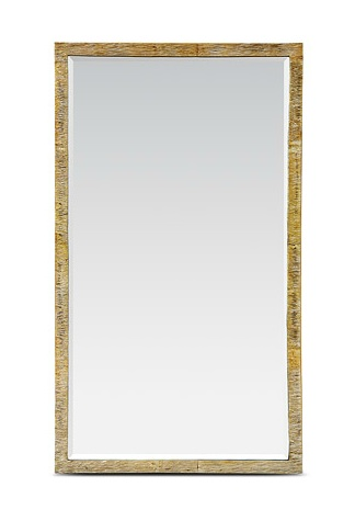 Regent Polished Brass Mirror     26×38   MGREGENTBS      Also available in 31×54     Print Tearsheet