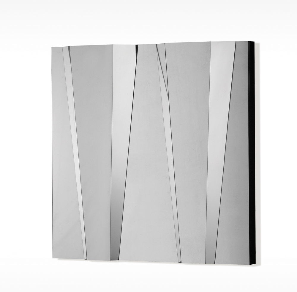 DABLIU GEOMETRIC LIGHTED MIRROR