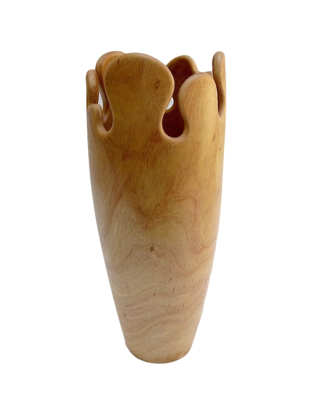 "Tamarind Fascinating Vase  6.5x15""h  BUIIFSV"