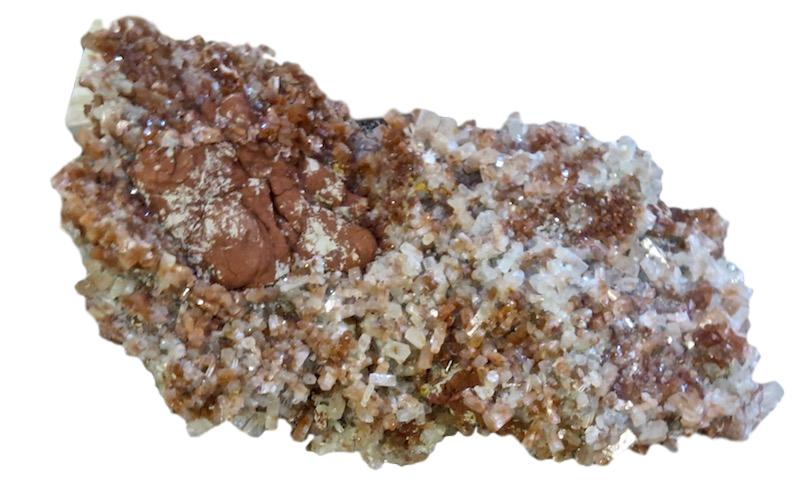 Aragonite   16x9x9  FOS014