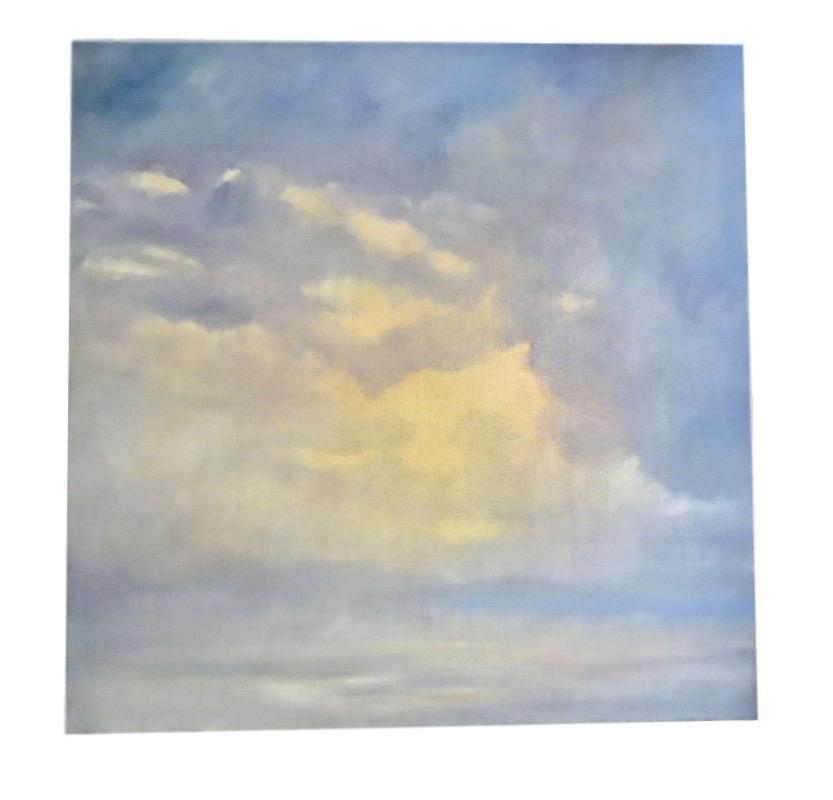 Nancy Crawford - Atmosphere  36x36  nc36x36