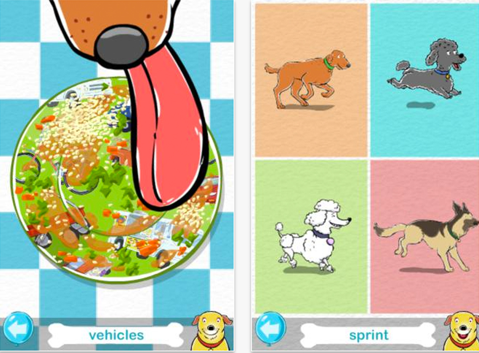 Martha Speaks Dog Party App