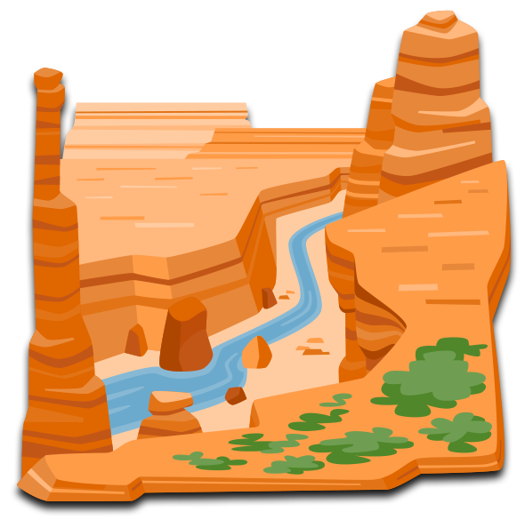Canyon | Fuzzy Planet