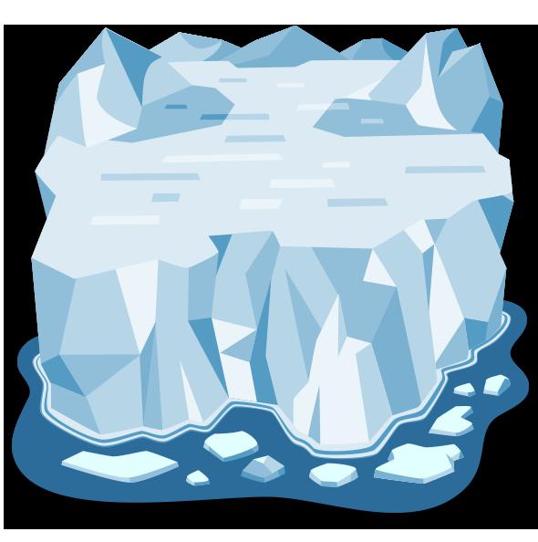 Glacier | Fuzzy Planet